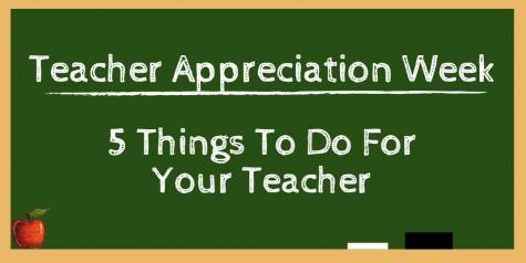 5 Ways To Show Teacher Appreciation