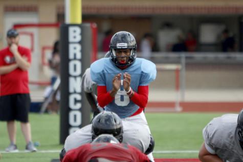 Preseason Prepares Varsity Football Team for Upcoming Season