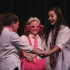 Peyton Pimlott acts for Improv