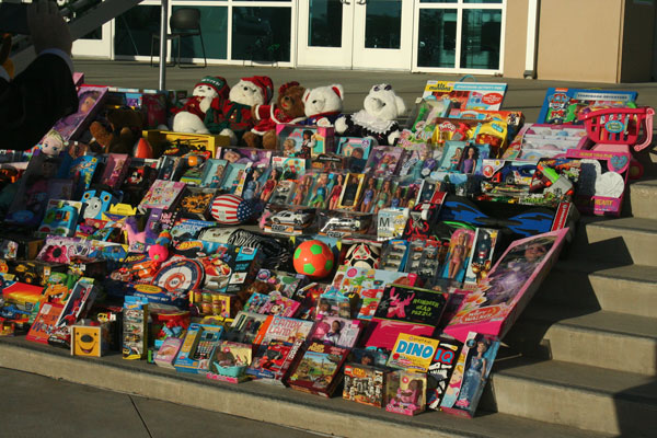 Toys For Tots Plaques : The rider online legacy hs student media photo gallery