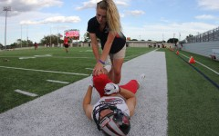 Down and Out: Athletes Battle Injuries