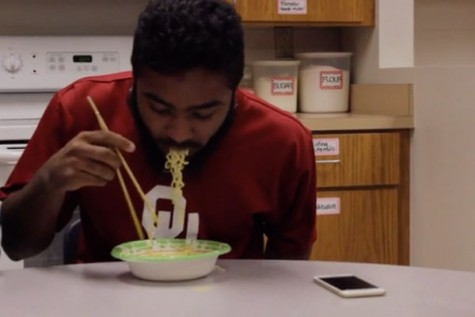 LBTV: Ramen Eating Contest