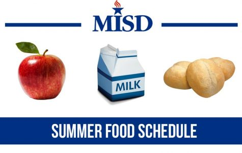 MISD Institutes Summer Meal Program for Students