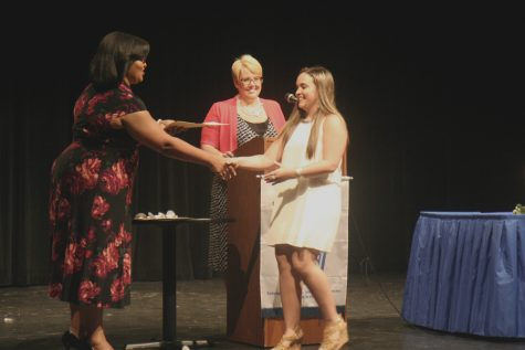 NHS Inducts 18 New Members