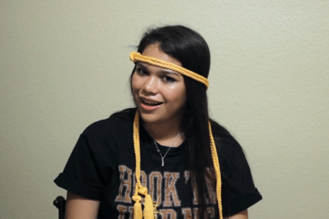 LBTV: Nathalie Gaona's senior vlog