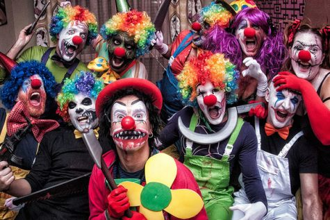 75 Ways to Defend Yourself From A Clown Attack