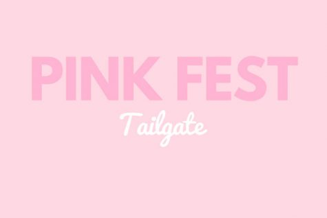 Faculty Hosts Pink Fest Tailgate Party