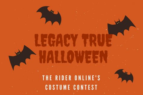 The Rider Hosts Costume Contest