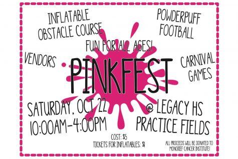 Pink Fest Raises Breast Cancer Awareness