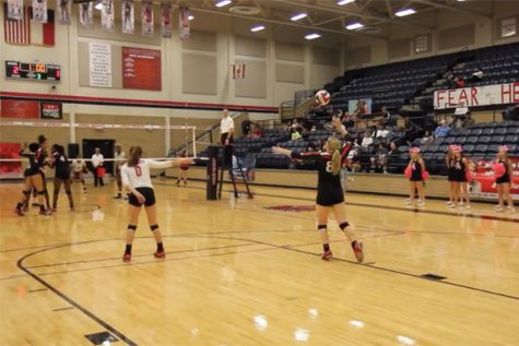 LBTV: Bronco Varsity Volleyball Vs. Timberview