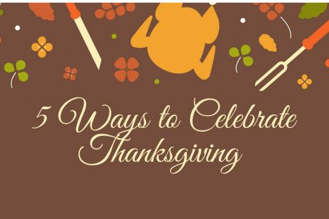5 Alternate Ways to Celebrate Thanksgiving