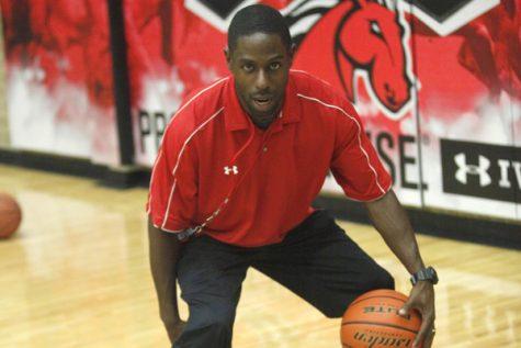 Mitchell Joins Basketball Staff, Season Begins