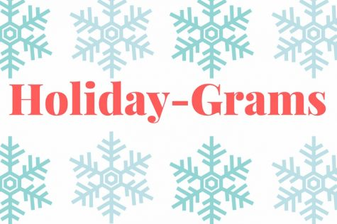 Key Club Sells Holiday-Grams