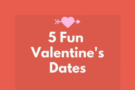 5 Fun Dates for Valentine's Day