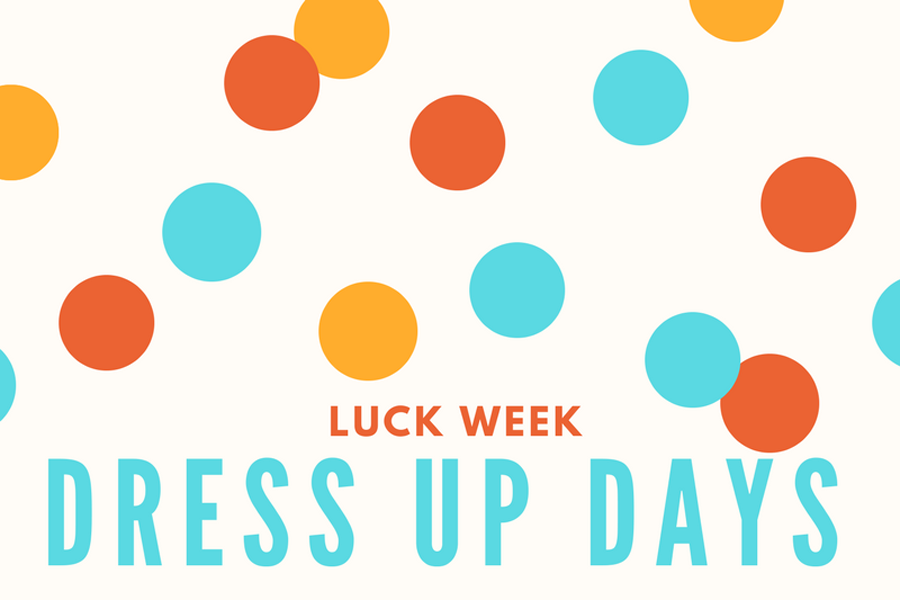 The rider online legacy hs student media luck week dress up days