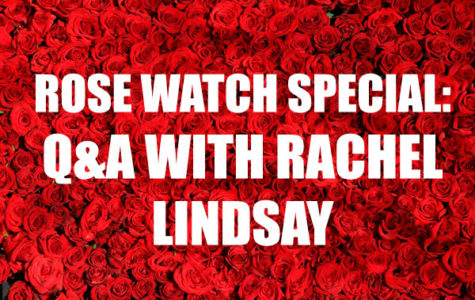 Rose Watch Special: Q&A With Rachel Lindsay