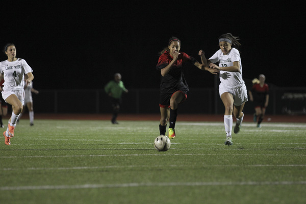 Girls' Soccer Seek District Champs Repeat