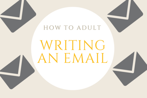 How to Adult: Writing an Email