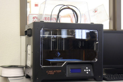 3D Printer in Legacy Library