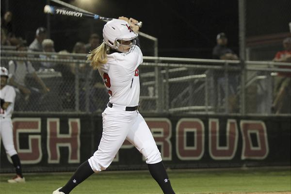 Softball Starts Playoffs Strong