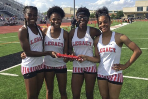 Track Advances to Regionals