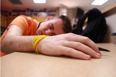 Sleepless in School