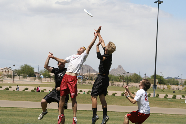 Ultimate Frisbee As A UIL Sport