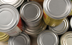 StuCo Hosts Canned Food Drive
