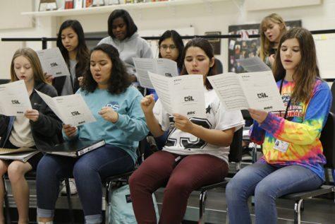 Choir Hits All The High Notes
