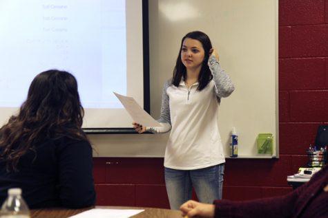 Student Council Plans Events