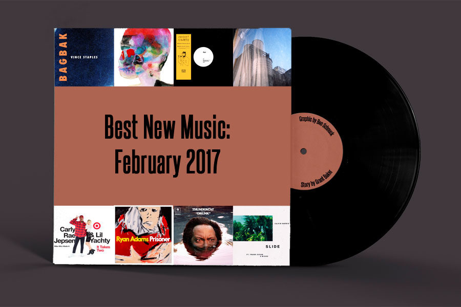 Best New Music: February 2017