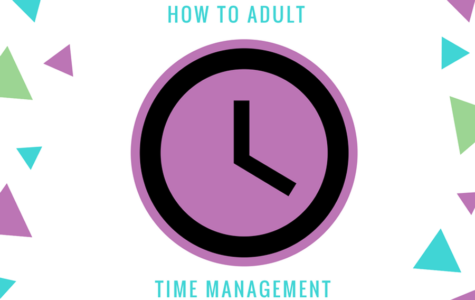 How to Adult: Time Management