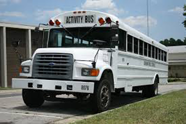 MISD has purchased activity buses for the 2017-201 school year. These buses are safer and more comfortable then regular school buses, and will be available for student group usage for long trips. Creative Commons.