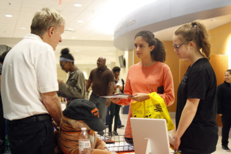 College and Career Night Hosted at The Center