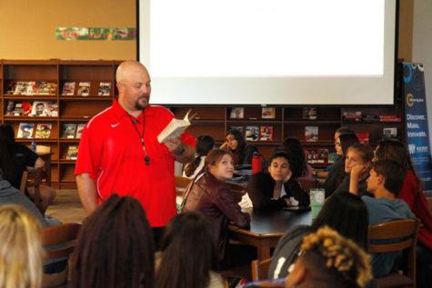 LBTV: Faculty Read Aloud