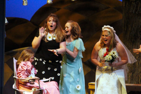 Theater Opens Fall Show