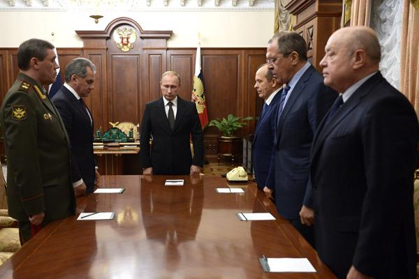 Opinion: Russian Investigation Shouldn't Be Politicized