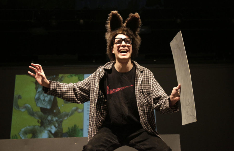Theater Holds Storybook Performance