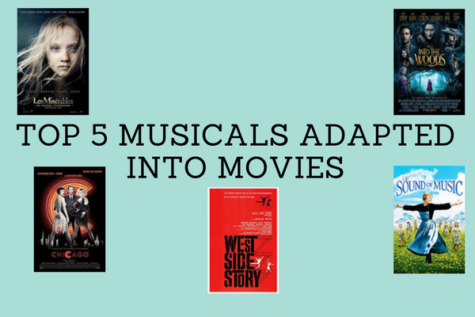 Top 5 Musicals Adapted Into Movies