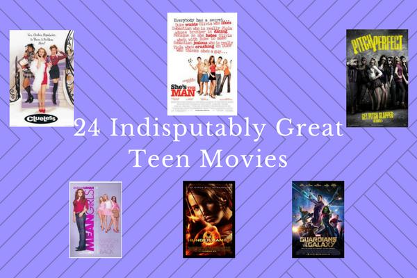 24 Indisputably Great Teen Movies