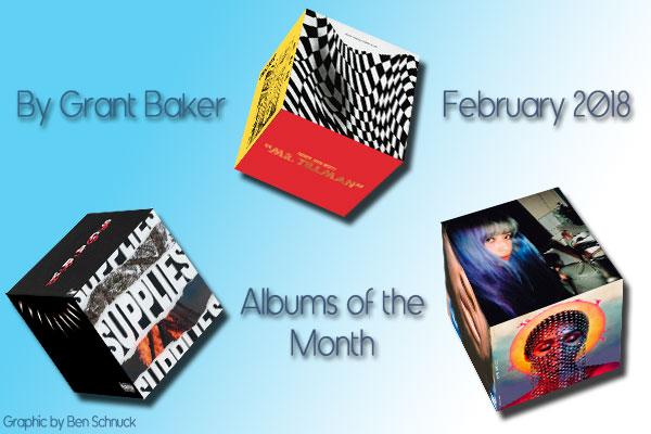 Best New Music: January/February 2018
