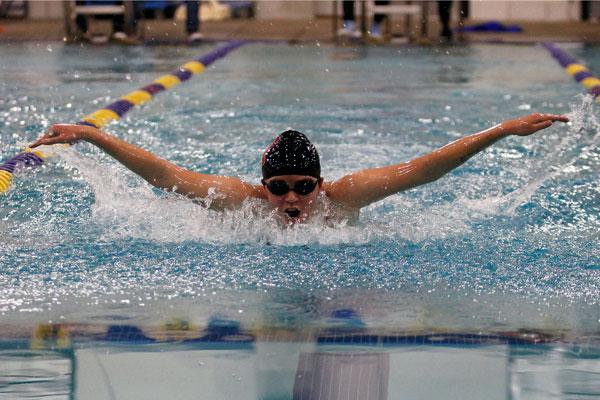 District Swim Meet Brings Results
