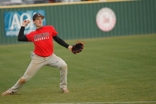 Baseball Begins Second Half of District Play