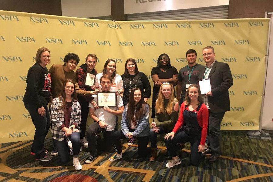 Old Royalty: Journalism Students Win Crowns and Pacemakers