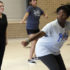 Step Team Holds Tryouts