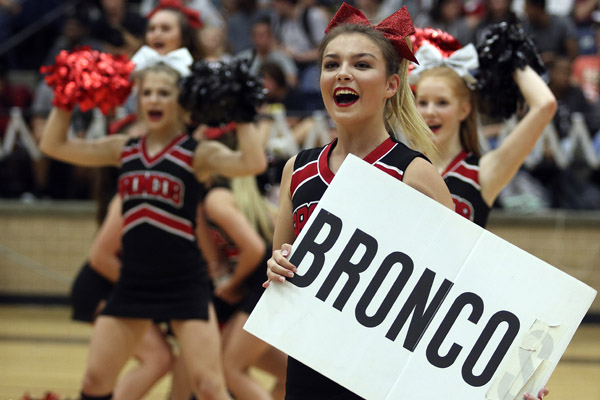 StuCo Revamps Pep Rallies