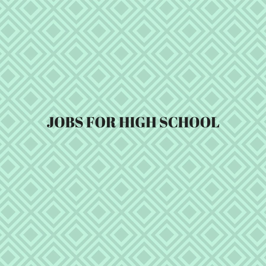 Fun Jobs For High School
