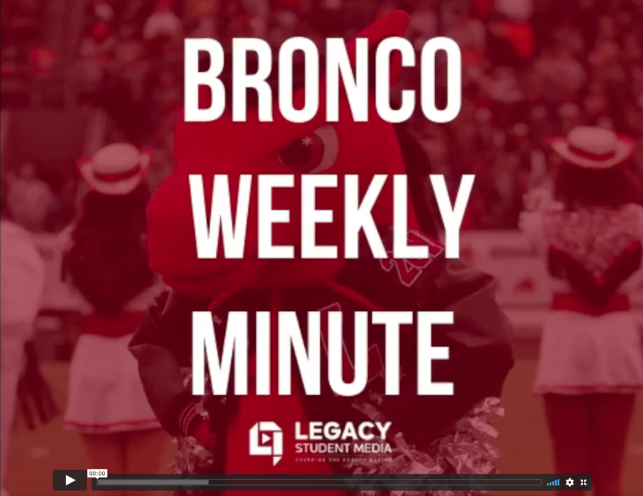 LBTV: Weekly Bronco Minute 9/14