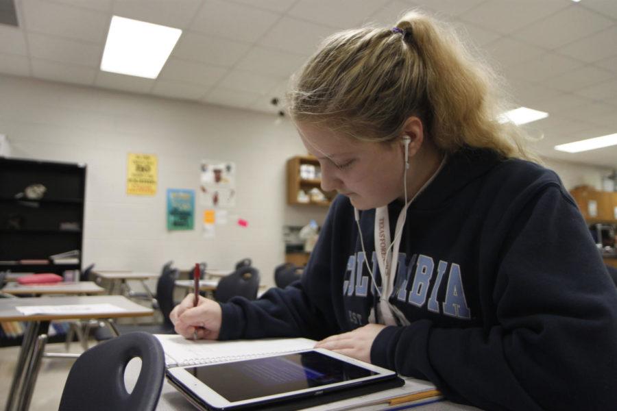Students Improve AP Scores